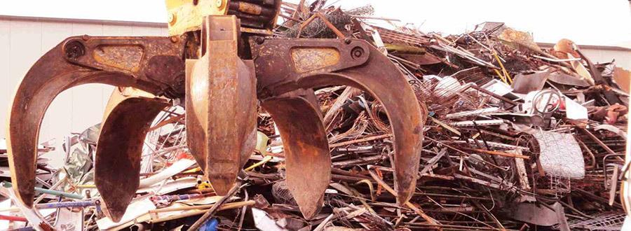 Permalink auf:Schrott- und Metallhandel